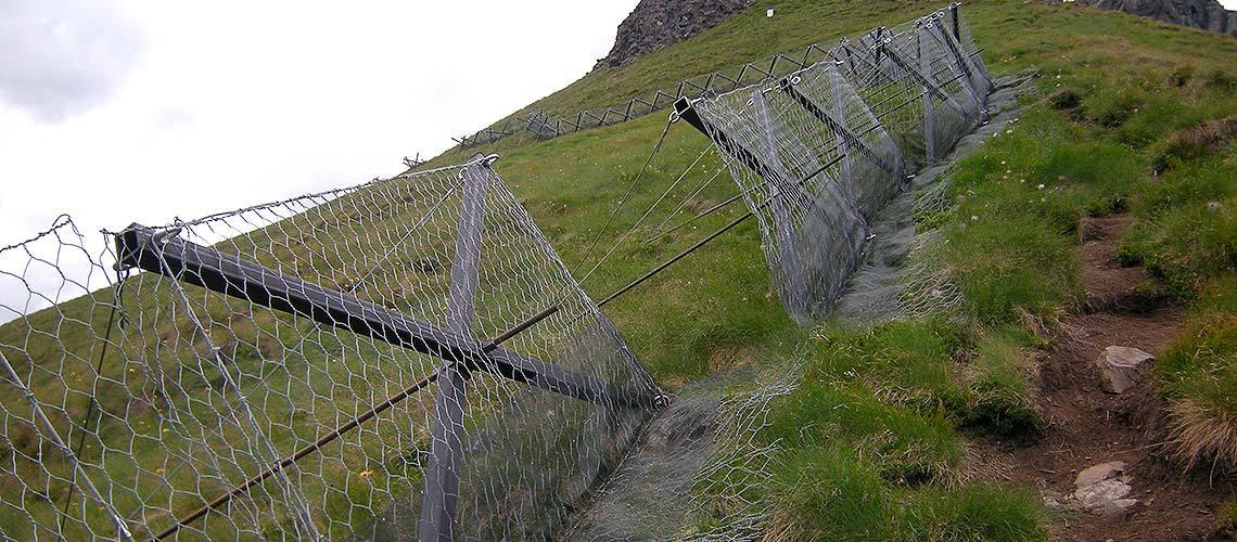 Barriera per cantieri temporanei 'VELA-TF'
